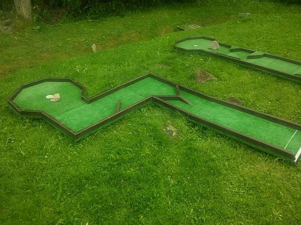 Mini golf na imprezy firmowe eventy